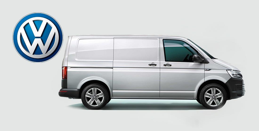 Volkswagen Transporter isotermo