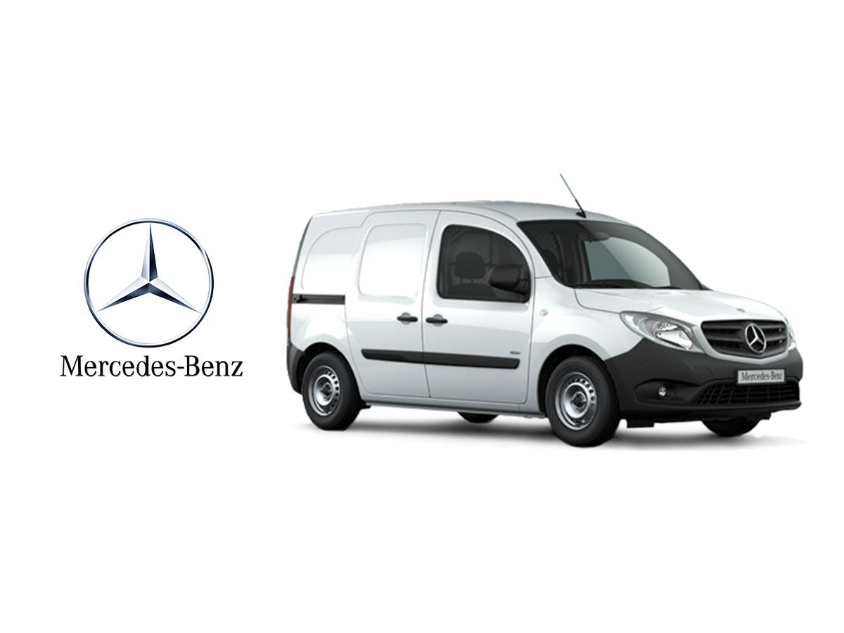 Mercedes Citan Isotermo Coinpol