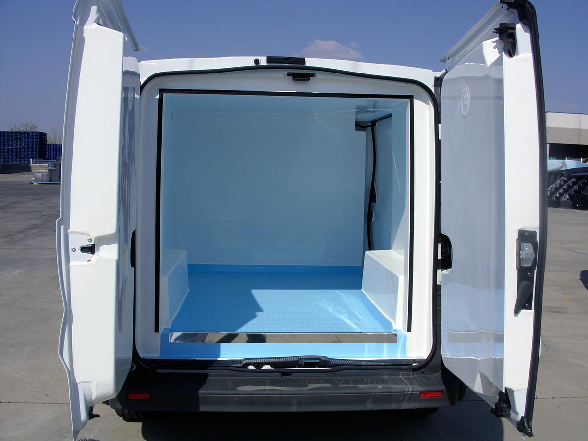 Nissan NV300 Isotermos Coinpol