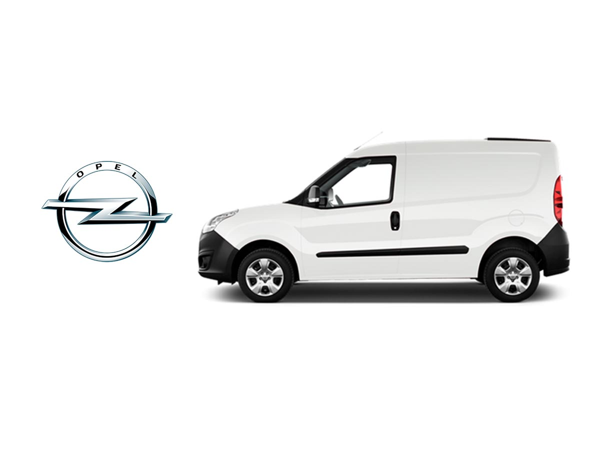 OPEL COMBO ISOTERMO COINPOL