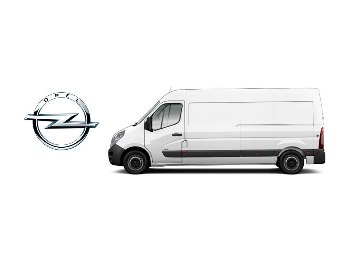 Opel Movano Isotermo Coinpol